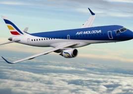 Cele mai ieftine bilete de avion Air Moldova