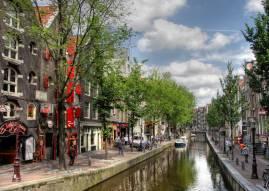 AMSTERDAM - Bilete de avion AMSTERDAM