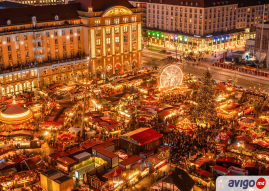 Lista celor mai interesante și mai frumoase târguri de Crăciun.