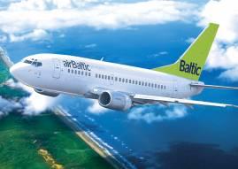 Cele mai ieftine bilete de avion Air Baltic