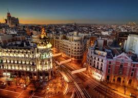 Bilete de avion MADRID