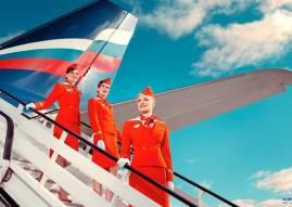Cele mai ieftine bilete de avion Aeroflot