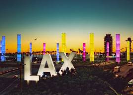 Bilete de avion LOS ANGELES